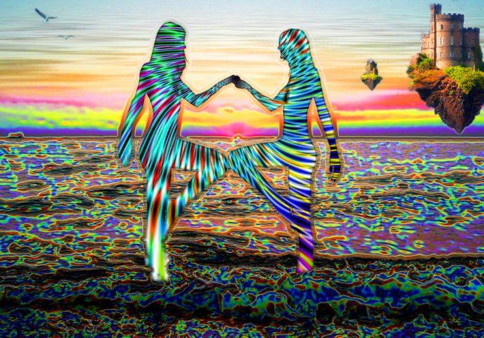 Ein visuell hallusinasjon kan handle om kva som helst, frå fargar og lys til formar og konturar. Det vanlegaste er å sjå menneske eller menneskeliknande figurar, inkludert religiøse skikkelsar, fortel lege Malin Bu Solgård.