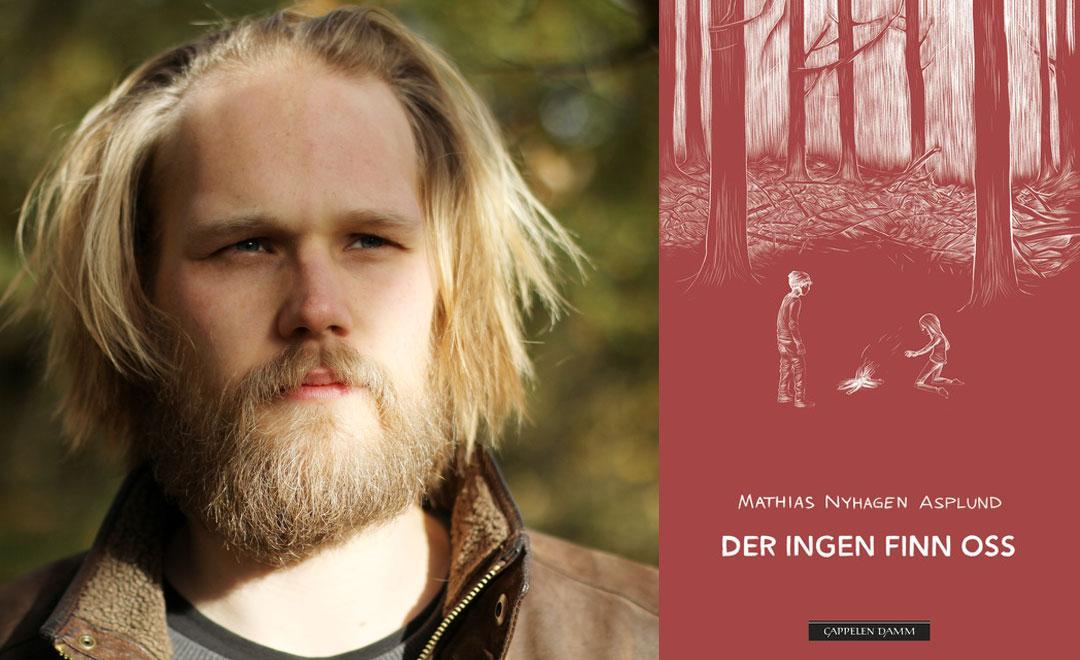 Omslag for boka Bokmelding: «Der ingen finn oss» – ei reise i fantasien