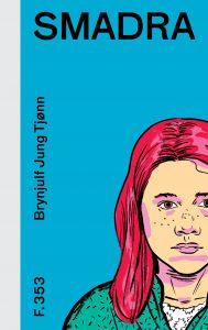 Smadra er den nye ungdomsboka til Brynjulf Jung Tjønn. Foto: Flamme forlag