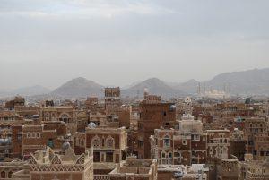 Det har ikkje lukkast Hadi-regjeringa og deira allierte å ta tilbake hovudstaden Sana frå Houthi-opprørarane. Foto: Kate Nevens/CC BY-NC 2.0