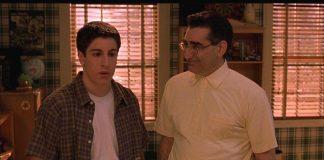 Screenshot frå den klassiske pubertetsfilmen American Pie (1999).