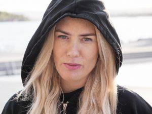 Regissør og manusforfattar for «Skam», Julie Andem, fekk saman med Mari Magnus Gullruten for årets innovasjon i 2016. Pressefoto: Daniel Nilsen McStay