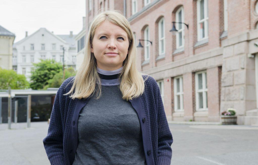 Kathrine Nedrejord (31) er oppteken av at valdtektsoffer må melde saka til politiet, slik at overgrepa får konsekvensar.