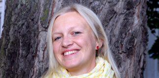 Skulebibliotekarane likar bøkene til Maria Parr. Foto: Margunn Sundfjord / NPK