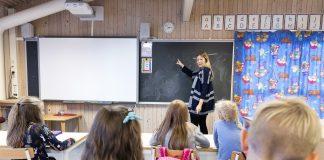 Lærarspesialistene skal bidra med kompetanseheving og fagleg rettleiing på skulane der dei jobbar, i tillegg til at dei underviser sjølve. Illustrasjonsfoto: Gorm Kallestad / NTB scanpix / NPK