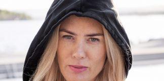 Julie Andem er skaparen av Skam. No er manuset hennar blitt signert av forlaget Salomonsson. Foto: Daniel Nilsen McStay / Salomonsson Agency / Handout