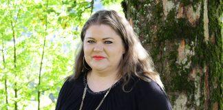Den nye redaktøren i Allkunne, Stina Aasen Lødemel. Foto: Sunniva Lund Osdal