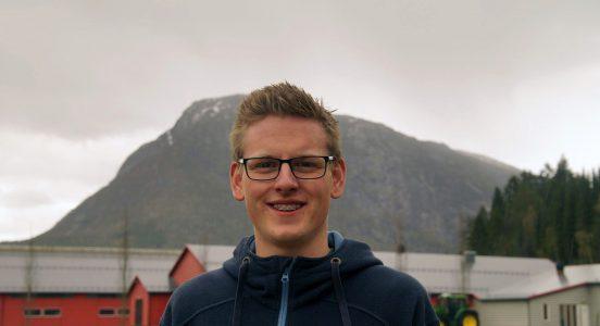 Steffen Fjellstad er sjølv odelsgut. Foto: Privat.