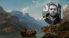 «Brudeferd i Hardanger» (1884) av Adolph Tidemand og Hans Gude har vorte eit bilete på det nasjonalromantiske Noreg. Torkel Eikevik tek eit oppgjer med dei som ikkje vil la andre bli med på ferda.