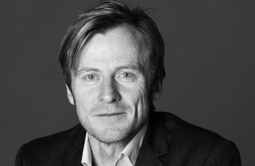 Edmund Austigard er forlagsdirektør ved Det Norske Samlaget. Foto: Samlaget