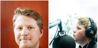 Fredrik Sjaastad Næss frå Gol utgjer saman med Bjørn-Henning Ødegaard duoen bak den populære infotainment podcasten Konspirasjonspodden.