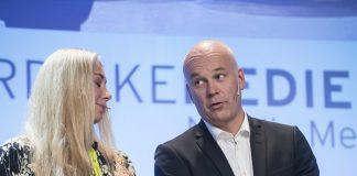 Thor Gjermund Eriksen lovar å fylle nynorskkvota i statskanalen neste år. Arkivfoto: Nordiske Mediedager/Flickr/CC BY-SA 2.0