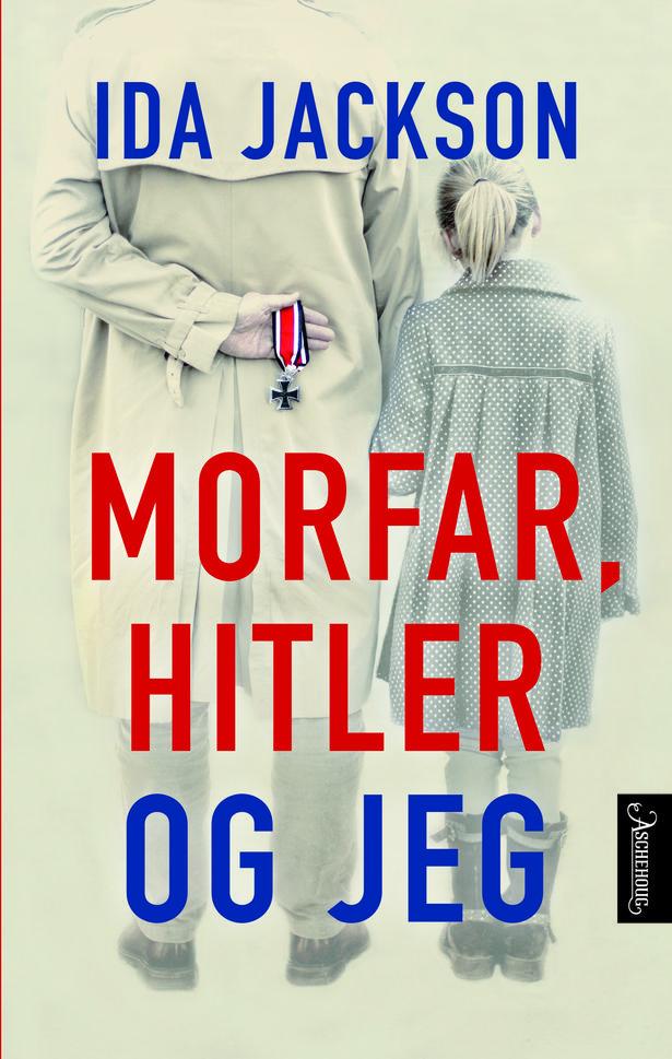 Bokomslag til Morfar, Hitler og jeg