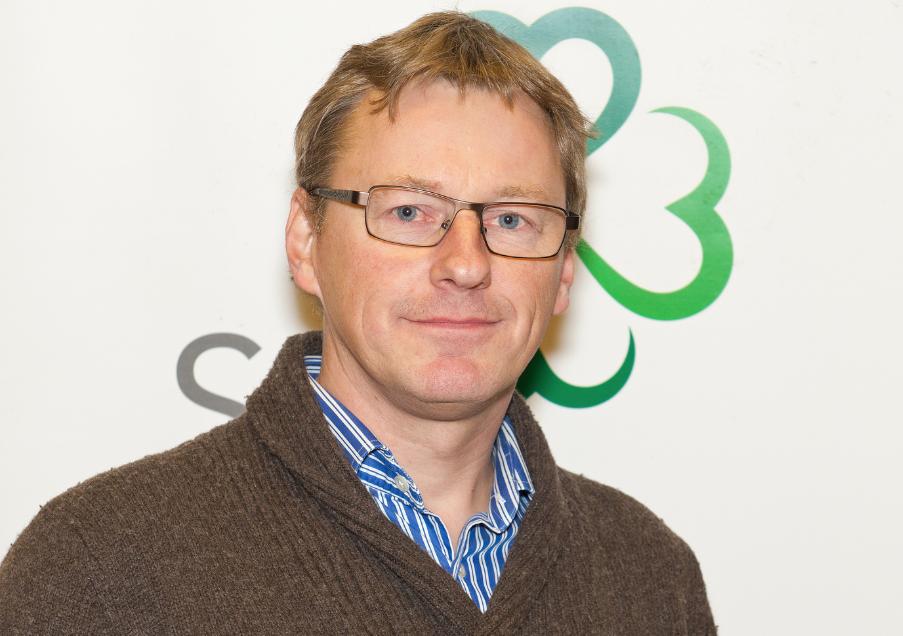 Ordførar i årets nynorskkommune 2018, Jon Rikard Kleven, vil bruka prispengane til å sikra nynorsk i pensum til trafikkteorien. Foto: Senterpartiet, Flickr