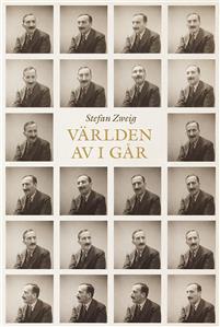Bokomslag til Världen av i går av Stefan Zweig