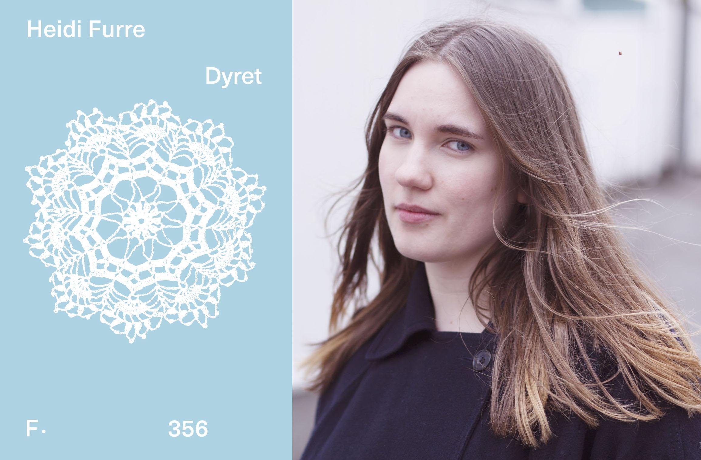 Omslag for boka «Dyret» av Heidi Furre: – Stor roman