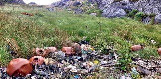Marint søppel, strandrydding, hav, mikroplast