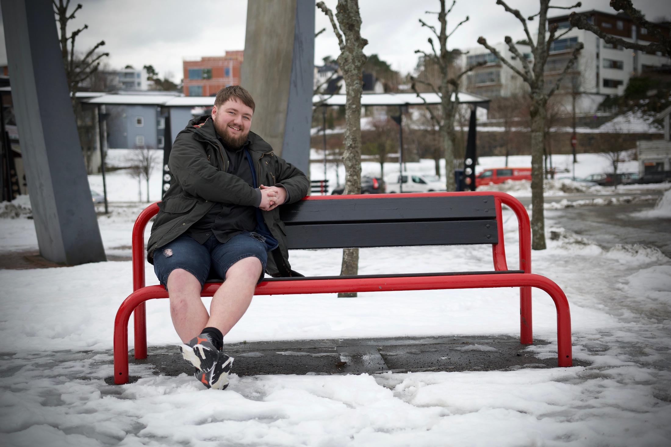shorts Kristoffer Spissøy