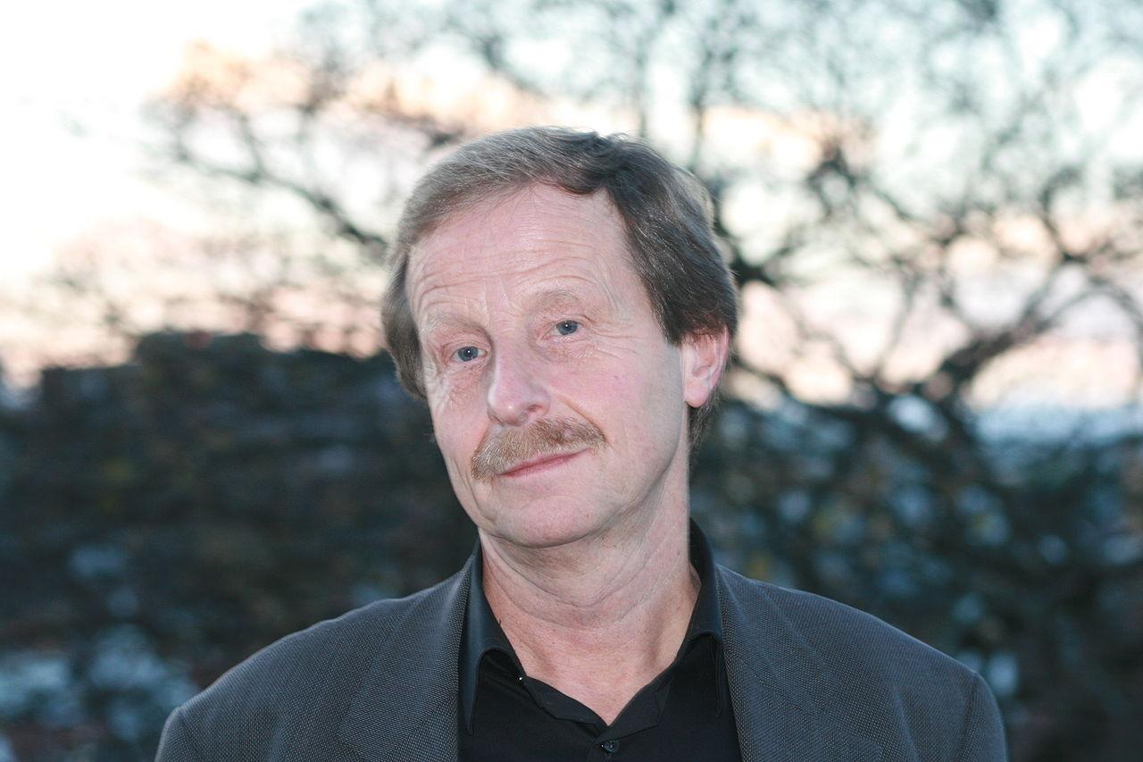 Kjartan Fløgstad melde seg ut av Forfatterforeningen i helga. Foto: Jarvin, Wikipedia, CC-lisens