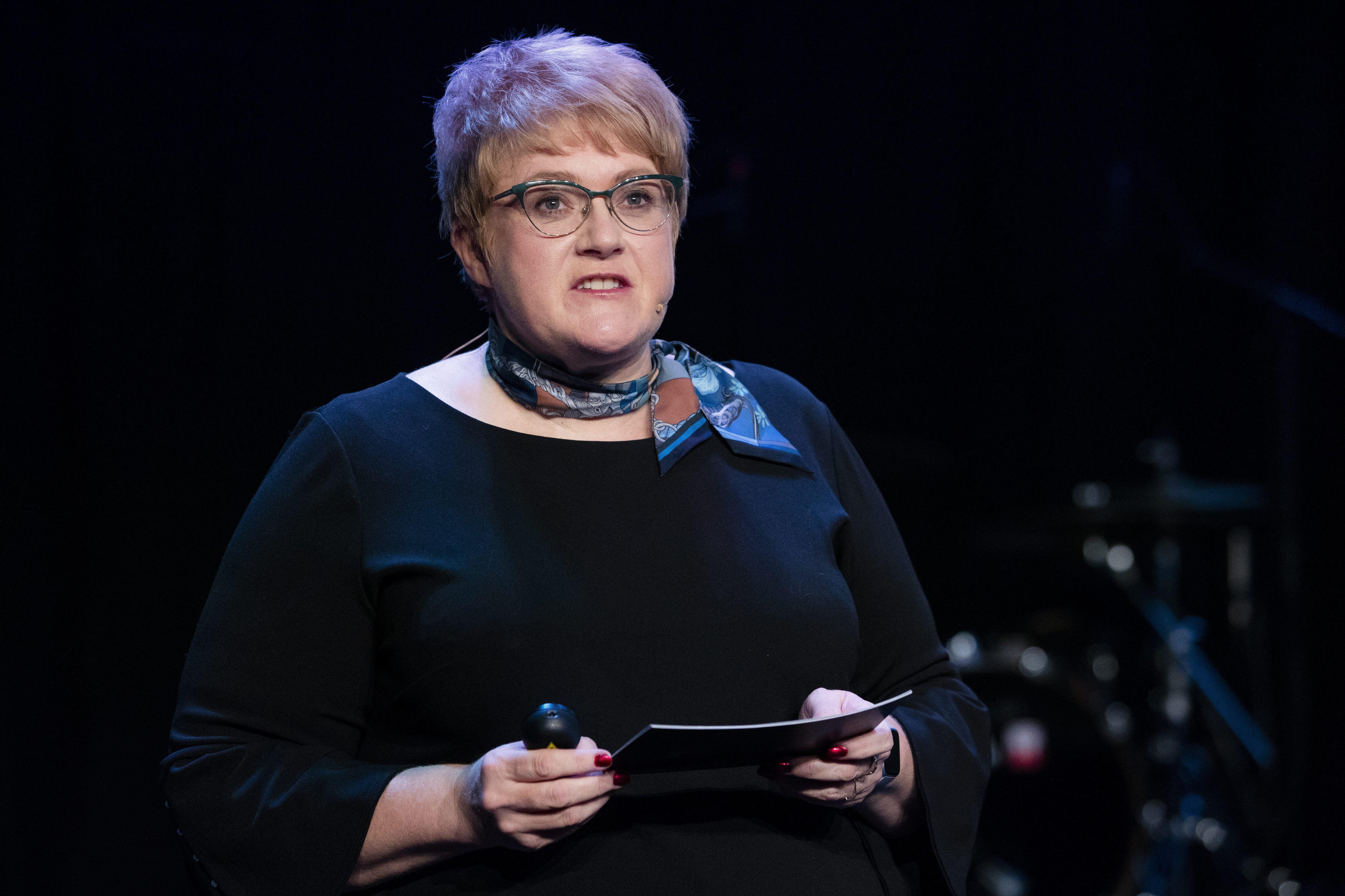 Regjeringa og kultur- og likestillingsminister Trine Skei Grande (V) foreslår at kommunane får lovfesta rett til å bestemme stadnamn. Arkivfoto: Håkon Mosvold Larsen / NTB scanpix / NPK