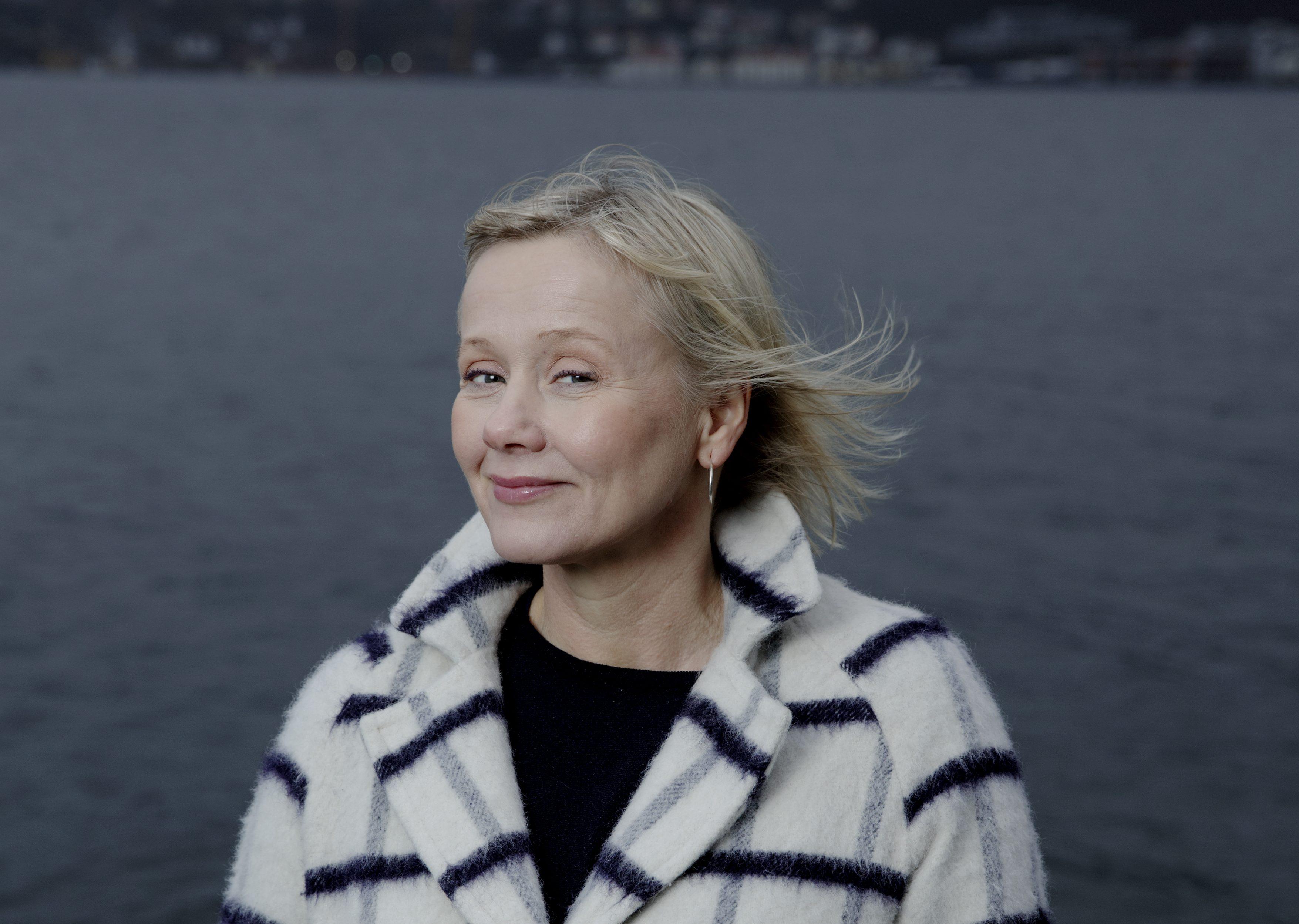 Kjersti Mjør får Kulturdepartementets nynorskpris for journalistar 2019. Foto: Paul Sigve Amundsen
