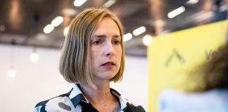 Forskings- og høgare utdanningsminister Iselin Nybø