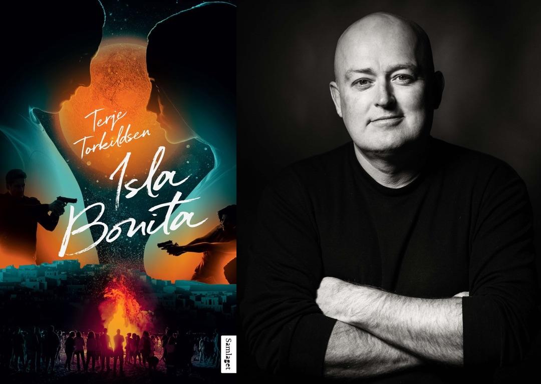 Omslag for boka «Isla Bonita»: Ny og god spenningsbok frå Terje Torkildsen