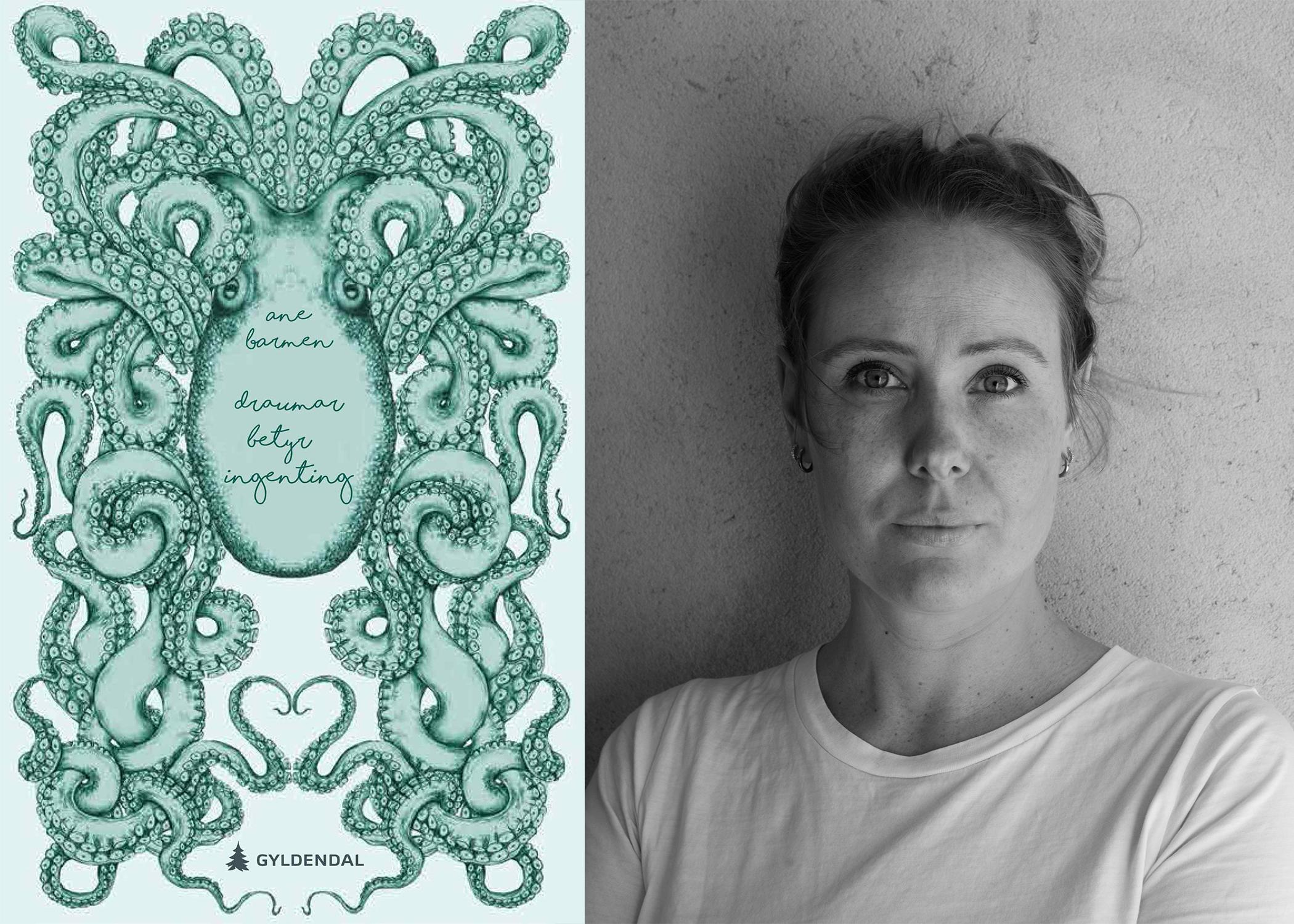 Omslag for boka Bokmelding: «Draumar betyr ingenting» av Ane Barmen