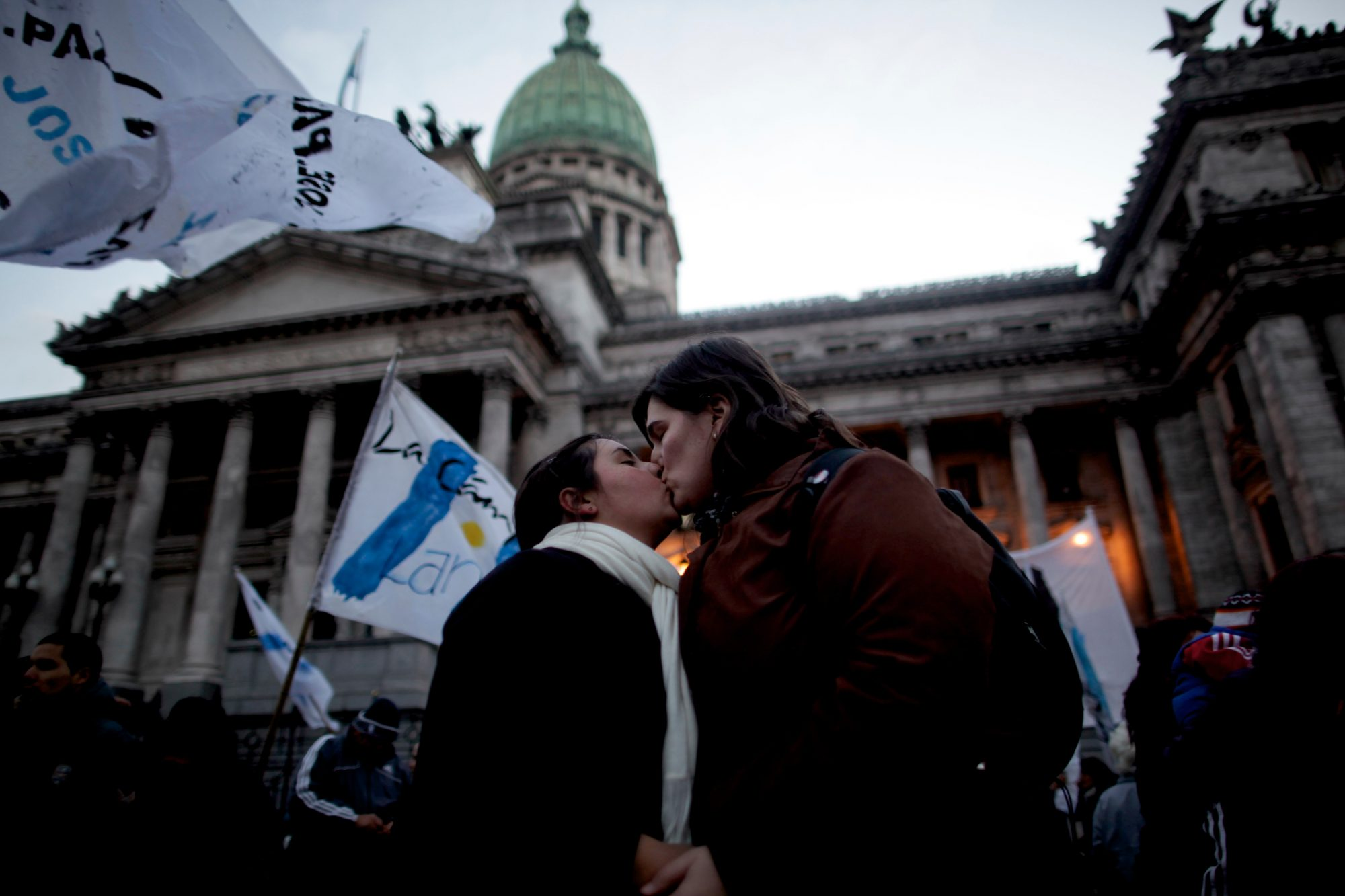 Pope's support for gay civil unions seen as threat to same