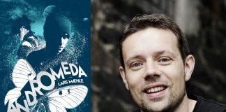 Lars Mæhle har skrive boka Andromeda