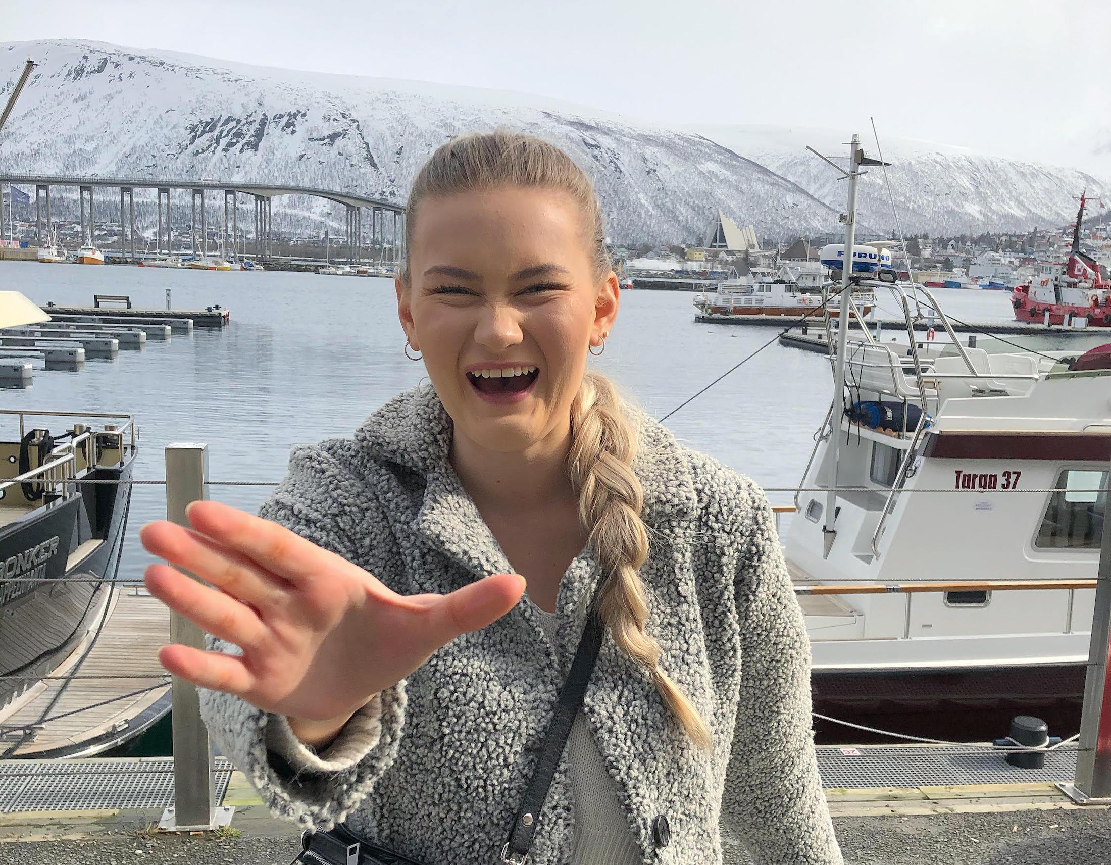 Maria Josephine Bjørkli