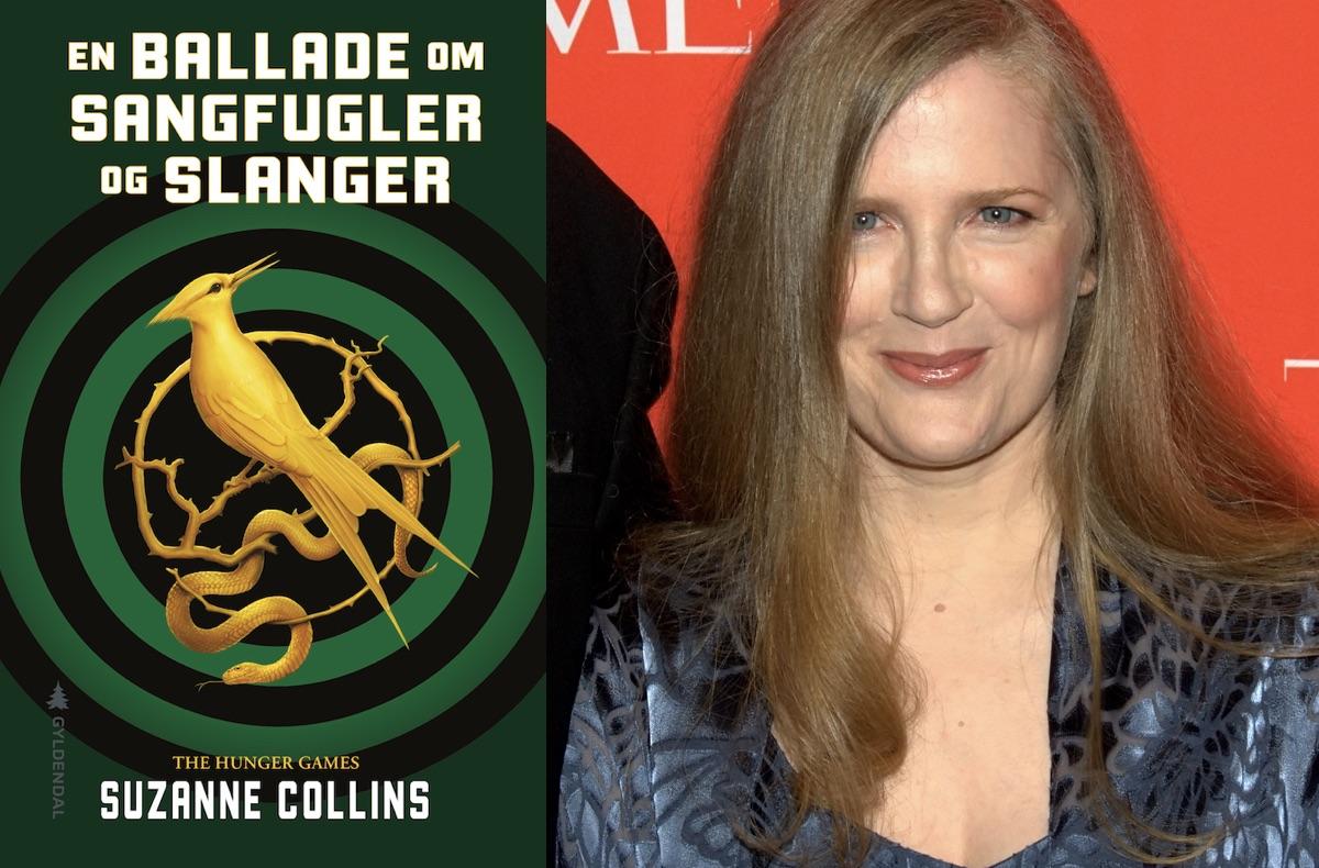 Omslag for boka Bokmeldar Magnus Rotevatn (17) er imponert over den nyaste Hunger Games-boka