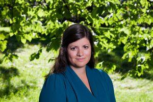 Karoline Andaur er generalsekretær i WWF Verdas naturfond
