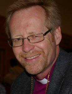 Halvor Nordhaug er biskop i Bjørgvin. Foto: Wikipedia