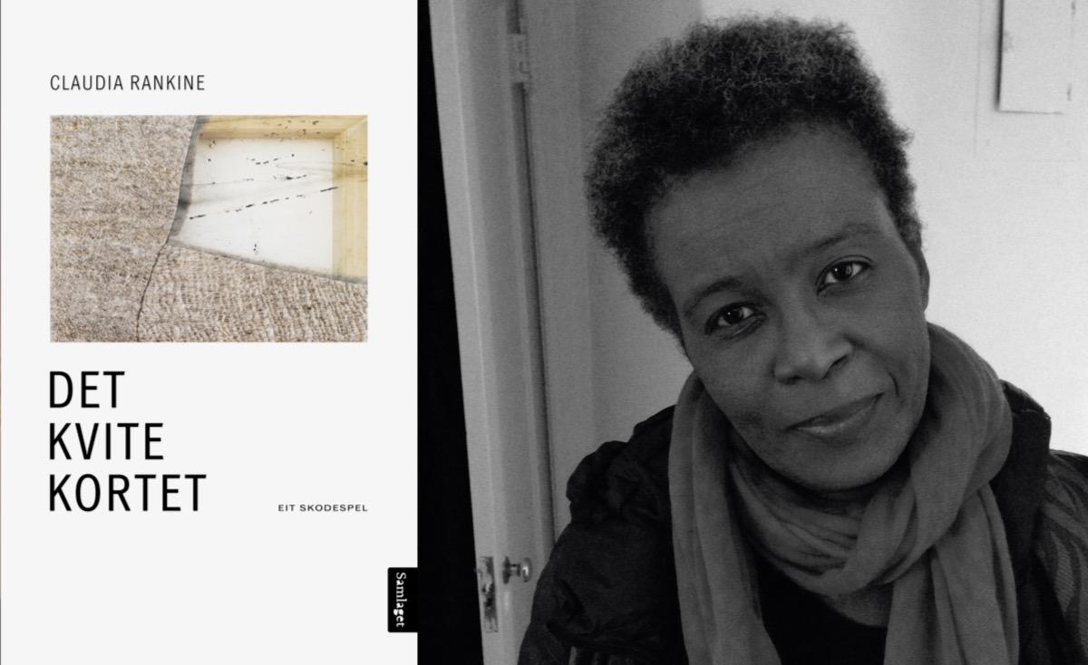 Omslag for boka Perfekt satire om korleis me snakkar om rasisme