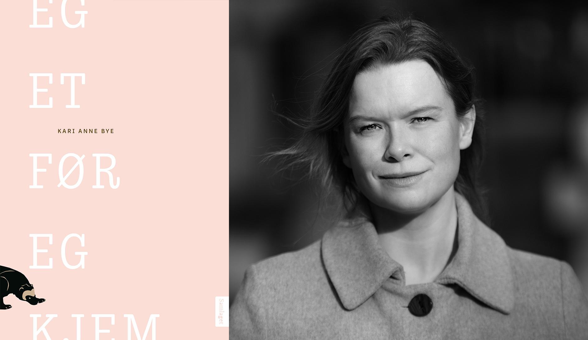 Omslag for boka Bokmelding: Eg et før eg kjem – leikande, men djup om kjærleik i Tindertid