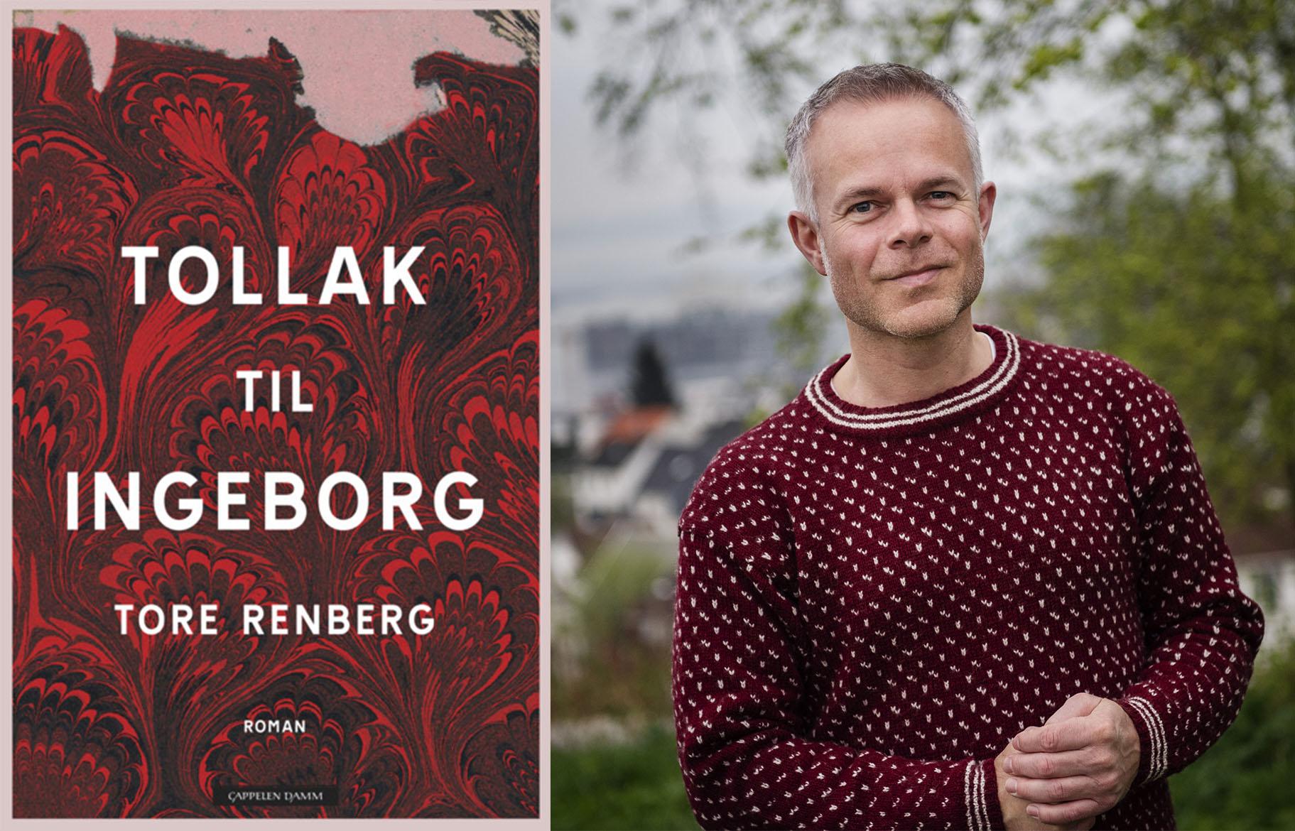 Tore Renberg Tollak til Ingeborg