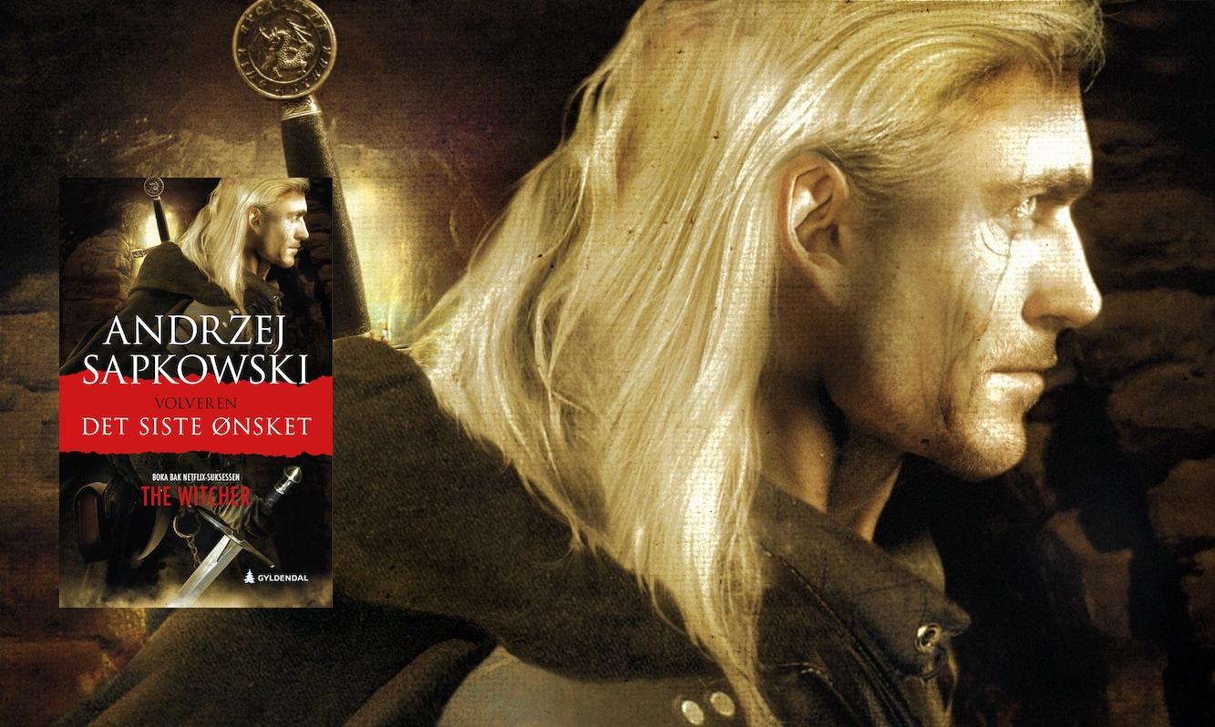 Omslag for boka Bokmelding av Volveren 1: – Storslått fantasy