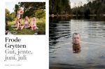 Bokmelding: Gut, jente, juni, juli – Den perfekte sommarboka