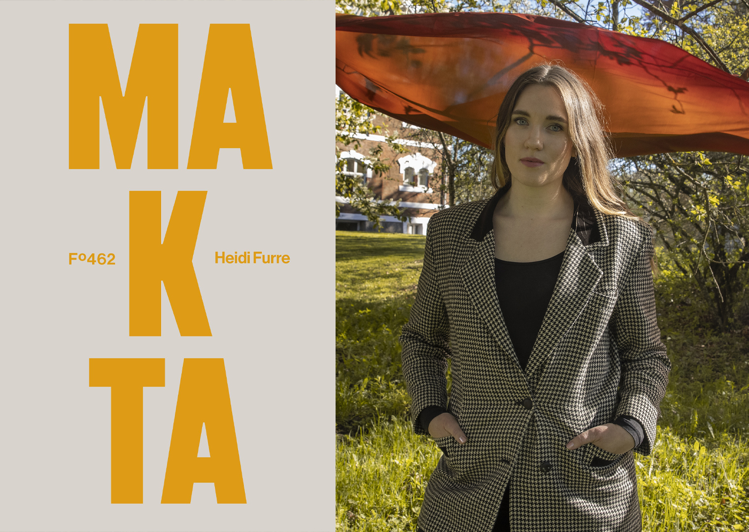 Omslag for boka Bokmelding: Makta – Blytung bok om eit viktig tema