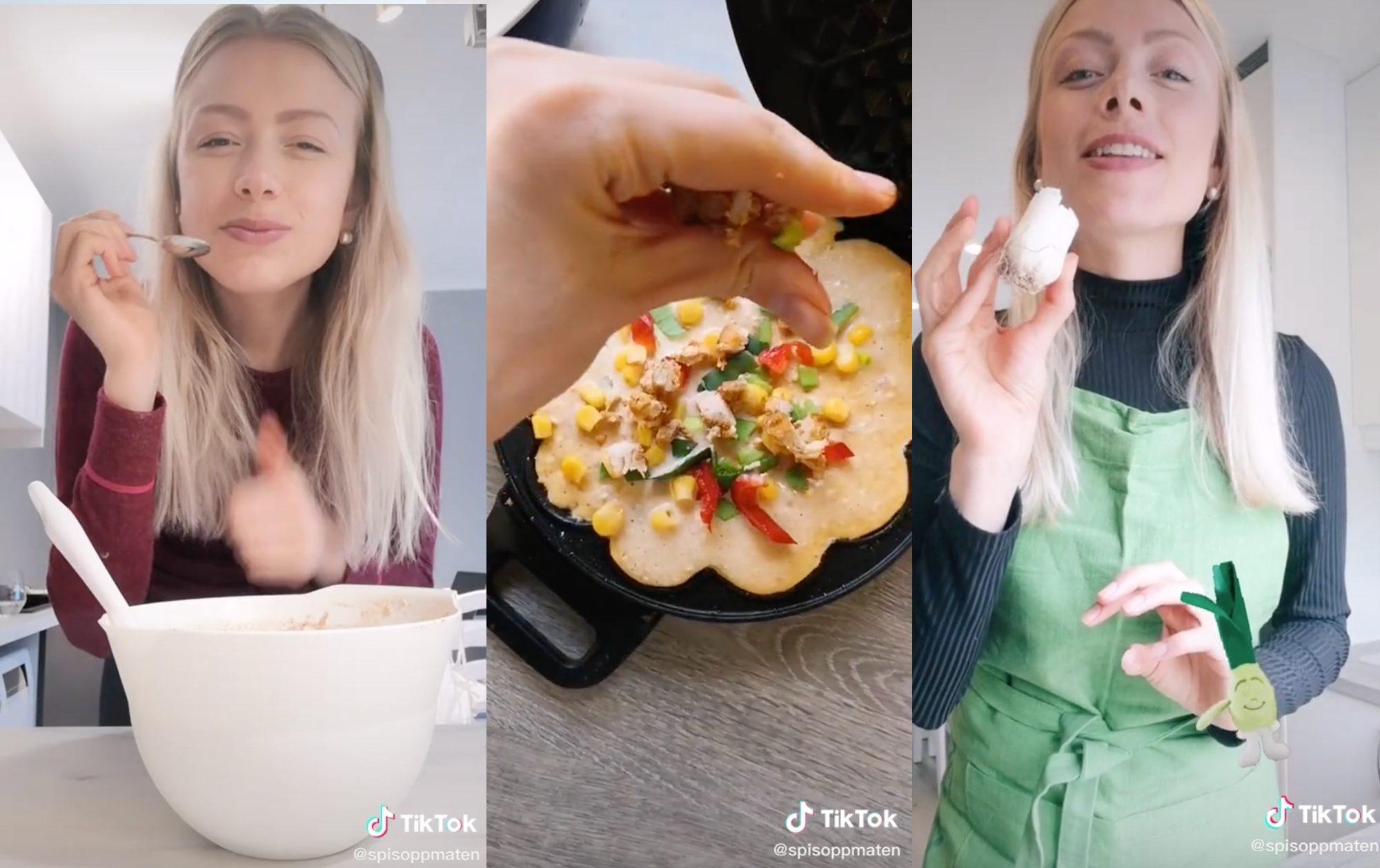 Matsvinn står for opptil ti prosent av klimautsleppa i verda. Matreddar Susanne Nordvang Nesse frå Bømlo er aktiv i sosiale medium i kampen mot matsvinn.